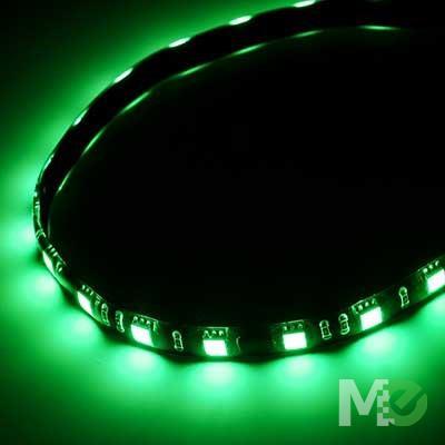 MX60067 Alchemy 2.0 Magnet LED Strip 60cm, Green