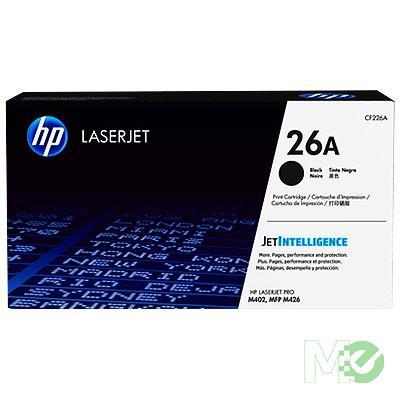 MX60076 LaserJet Pro 26A Toner Cartridge, Black