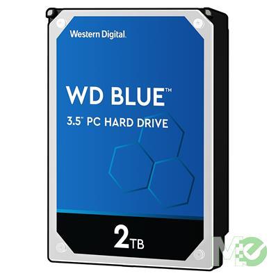 MX60338 Blue 2TB Desktop Hard Drive, SATA III w/ 64MB Cache