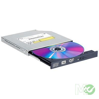 MX60617 GTC0N 8x Super Slim DVD-RW Drive, SATA, OEM, Black