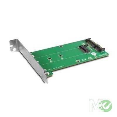 MX60861 Multi-size M.2 to SATA III Port Converter Kit