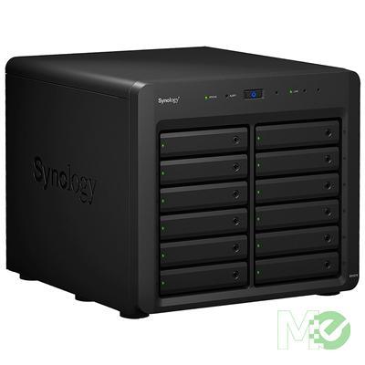 MX61042 DX1215 12-Bay Expansion Unit for DiskStation DS Series NAS