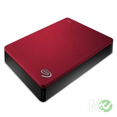 MX61272 4TB Backup Plus Portable, Red