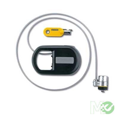 MX61346 Microsaver Retractable Portable Keyed Laptop Lock