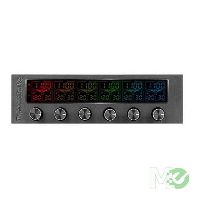 MX61541 Commander F6 RGB LCD Multi Fan Controller