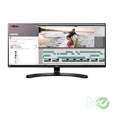 MX61639 34UM88-P 34in UltraWide QHD IPS LED LCD w/ Freesync, Thunderbolt