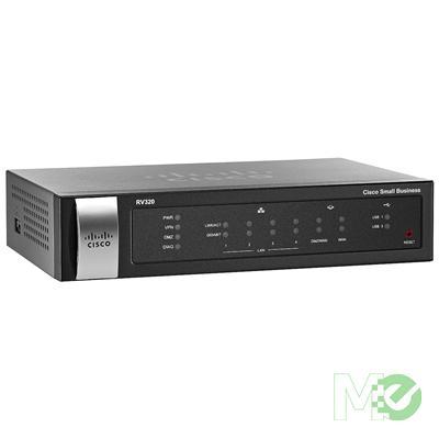MX62394 RV320 Dual Wan VPN WebFi Router