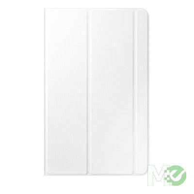 MX62454 Galaxy Tab E 9.6in Book Cover Case, White