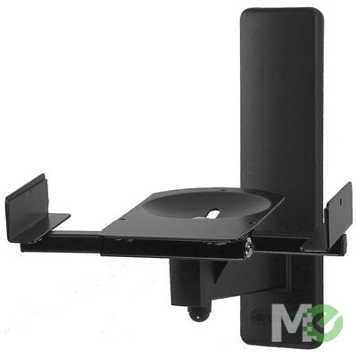 MX62522 BT77 Ultragrip Speaker Wall Mounts, 1 Pair, Black