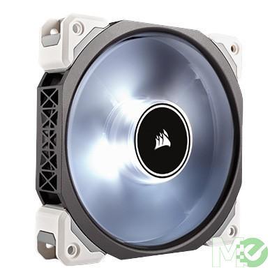 MX62711 ML120 PRO LED 120mm Premium Magnetic Levitation Fan, White