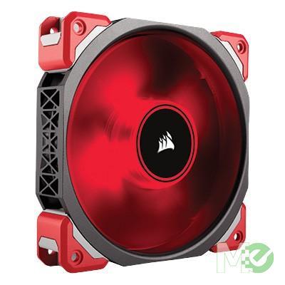 MX62714 ML120 PRO LED 120mm Premium Magnetic Levitation Fan, Red
