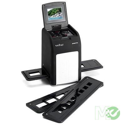 MX62935 VFS-008 Smartfix 5MP Film Scanner for 35mm Slides & Negatives and 110mm Negatives w/ 2GB SD Card