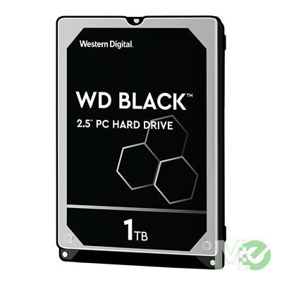 MX63129 1TB Black Performance Mobile Hard Drive, SATA III w/ 32MB Cache