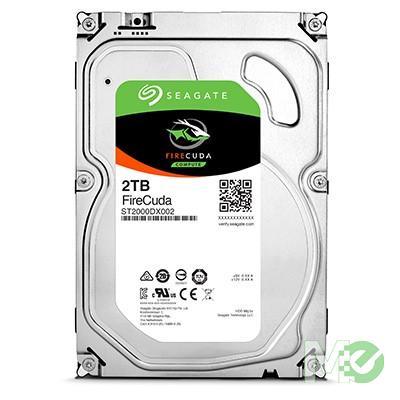 MX63448 2TB FireCuda Desktop SSHD SATA III w/ 64MB Cache