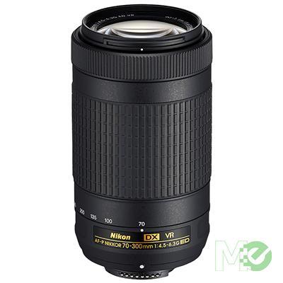 MX64010 AF-P DX NIKKOR 70-300mm f/4.5-6.3G ED VR