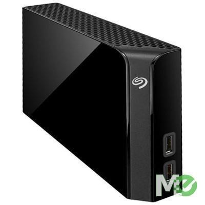 MX64025 6TB Backup Plus Hub Desktop HDD w/ Integrated USB 3.0 Hub
