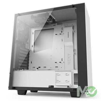 MX64131 S340 Elite ATX Mid Tower Case, White