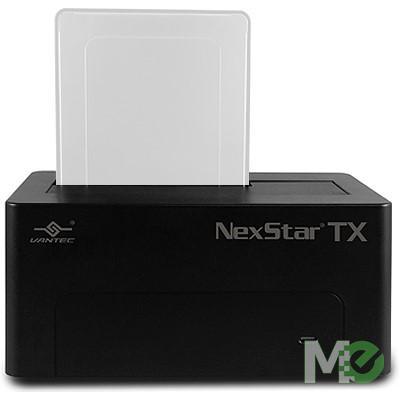 MX64167 NexStar TX Single Docking Station for 2.5in / 3.5in Drives, USB 3.0, Black