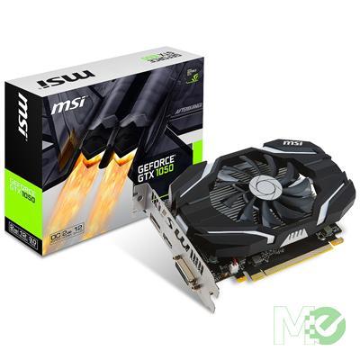 MX64324 GeForce GTX 1050 OC Edition 2GB PCI-E w/ HDMI, DisplayPort, DVI-D