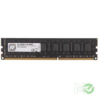 MX64338 8GB DDR3-1600 Low Density CL11 DIMM