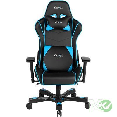 MX64526 Crank Series Delta Gaming Chair, Black / Blue