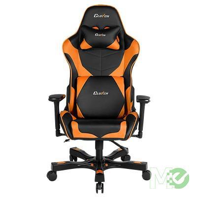 MX64532 Crank Series Echo Gaming Chair, Black / Orange