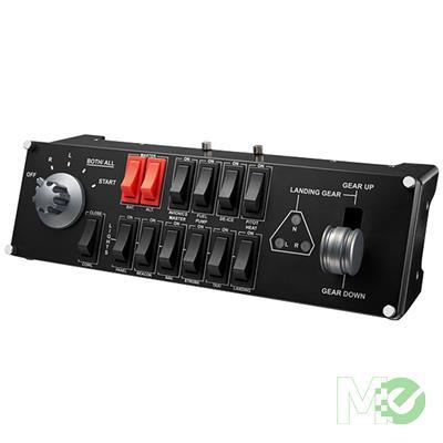 MX64545 Saitek Pro Flight Switch Panel for PC