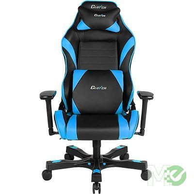 MX64551 Gear Series Alpha Gaming Chair, Black / Blue
