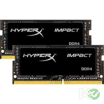 MX64812 HyperX Impact 8GB DDR4 2400 SO-DIMM RAM Kit (2x 4GB)