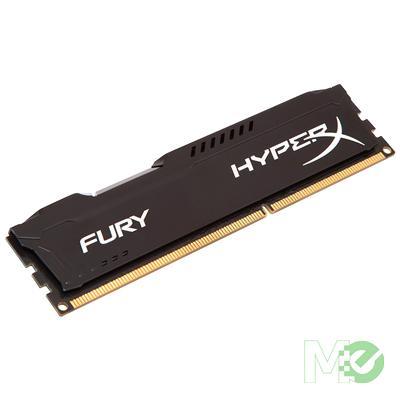 MX64830 HyperX Fury DDR4 2400MHz DIMM, Black, 4GB (1x 4GB)