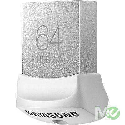 MX64858 FIT USB 3.0 Flash Drive, 64GB
