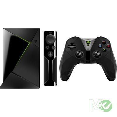 MX64890 SHIELD TV Pro, 500GB w/ Controller, Remote Control