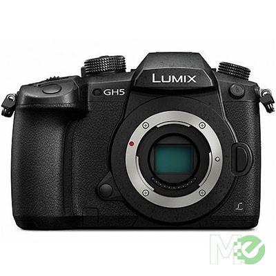 MX65307 LUMIX GH5 Mirrorless Camera Body
