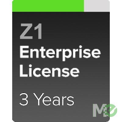 MX65355 Z1 Series Enterprise Subscription License, 3 Years