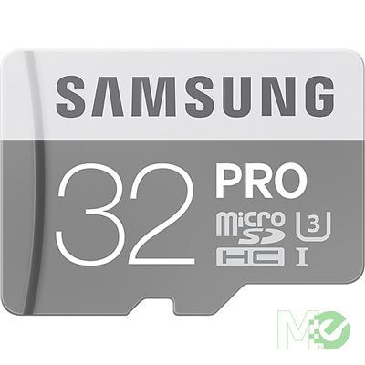 MX65450 PRO microSDHC UHS-I Card, 32GB w/  Adapter