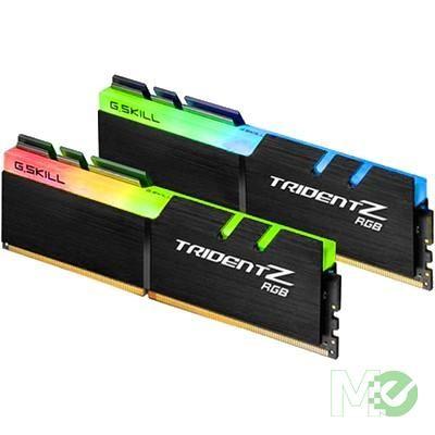 MX65462 Trident Z RGB Series 16GB DDR4 2400MHz Dual Channel Kit (2x 8GB)