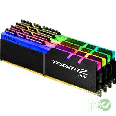 MX65463 Trident Z RGB Series 32GB DDR4 2400MHz Dual Channel Kit (4x 8GB)