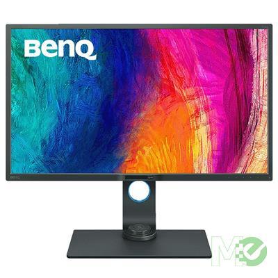 MX65668 PD3200Q 32in Professional WQHD VA LED LCD w/ HAS, Speakers, Card Reader, USB 3.0 Hub, Hotkey Puck
