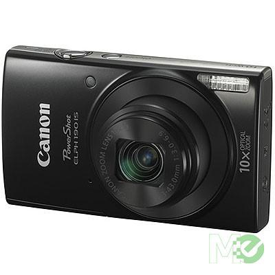 MX65913 PowerShot ELPH 190 IS Digital Camera, Black