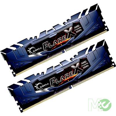 MX65929 FlareX Series 16GB DR4 3200 Dual Channel DDR4 RAM Kit (2 x 8GB) For AMD Ryzen™