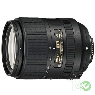 MX65975 AF-S DX NIKKOR 18-300mm f/3.5-6.3G ED VR Lens