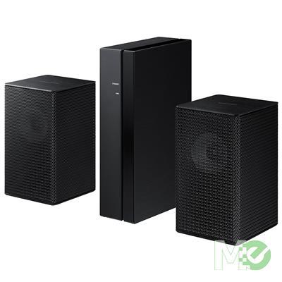 MX66037 SWA-9000S Sound+ Wireless Rear Speakers Kit w/ Wi-Fi, Black