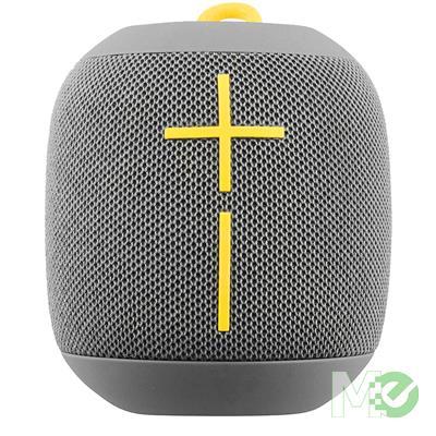 MX66235 UE Wonderboom Portable Bluetooth Speaker, Grey
