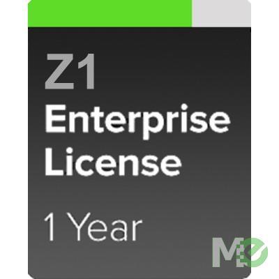 MX66343 Z1 Series Enterprise Subscription License, 1 Year