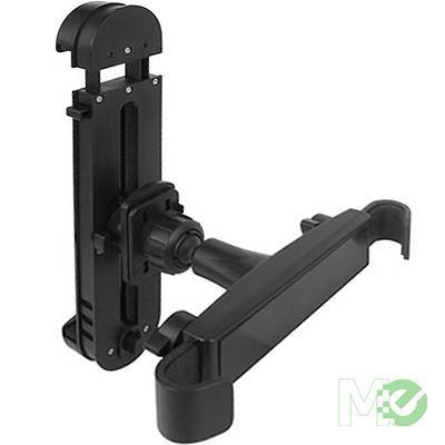 MX66649 Universal Vehicle Headrest Tablet Mount, Black