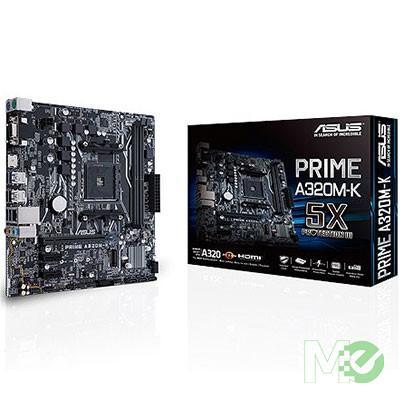 MX66744 PRIME A320M-K w/ DDR4 2666, 7.1 Audio, M.2, Gigabit LAN, PCI-E x16
