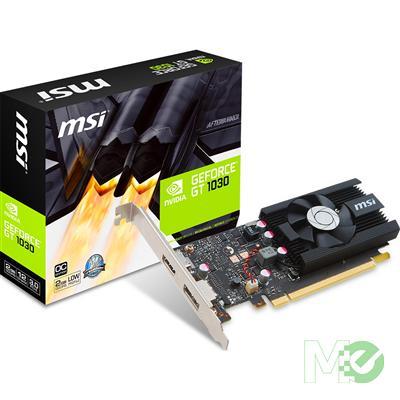 MX66757 GeForce GT 1030 2G LP OC Low Profile, 2GB PCI-E w/ HDMI, DisplayPort