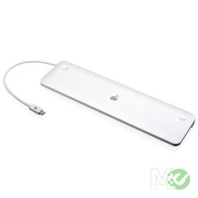 MX66831 USB-C Ultra-Slim Docking Station w/ Power Delivery Pass-Thru