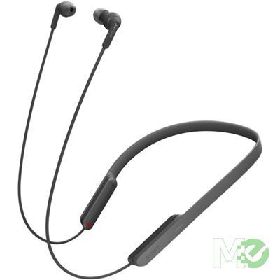 MX66969 XB70BT EXTRA BASS Wireless In-ear Headphones, Black