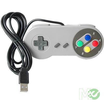 MX67030 Retro SNES Style Controller, USB 2.0